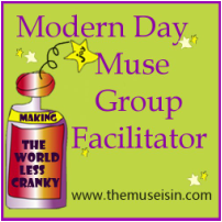 Modern Day Muse Group Facilitator Badge